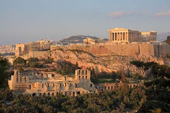 <b>Greece, Athens</b>, Parthenon and Acropolis