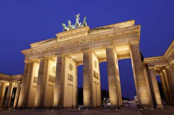 <b>Germany, Berlin</b>, Brandenburg gate