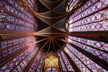 <b>France, Paris</b>, Sainte Chapelle