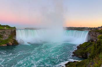 <b>USA, Niagara Falls</b>, Horseshoe Waterfalls